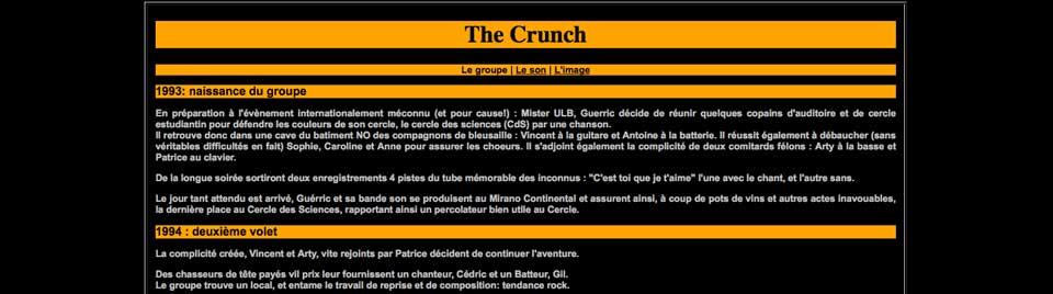 site crunch