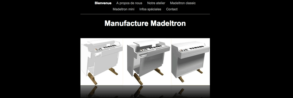 site madeltron