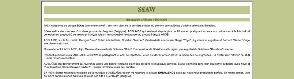 Site S£aw